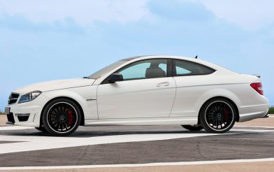 Mercedes-Benz C 63 AMG Coupe Performance Package (C204)