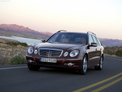 Mercedes-Benz E-Class Estate S211 фото