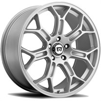 Motegi Racing MR120 Chrome 9x20 5*114.3 d72.62 ET38