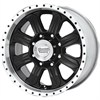 American Racing AR321 Black/Machined 8.5x18 6*139.7 d78.1 ET30