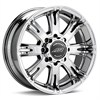 American Racing AR708 White/PVD 9.5x22 5*139.7 d108.0 ET20