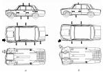 Основы кузовного ремонта – Восстановление геометрии кузова автомобиля, удаление, замена и ремонт кузовных деталей